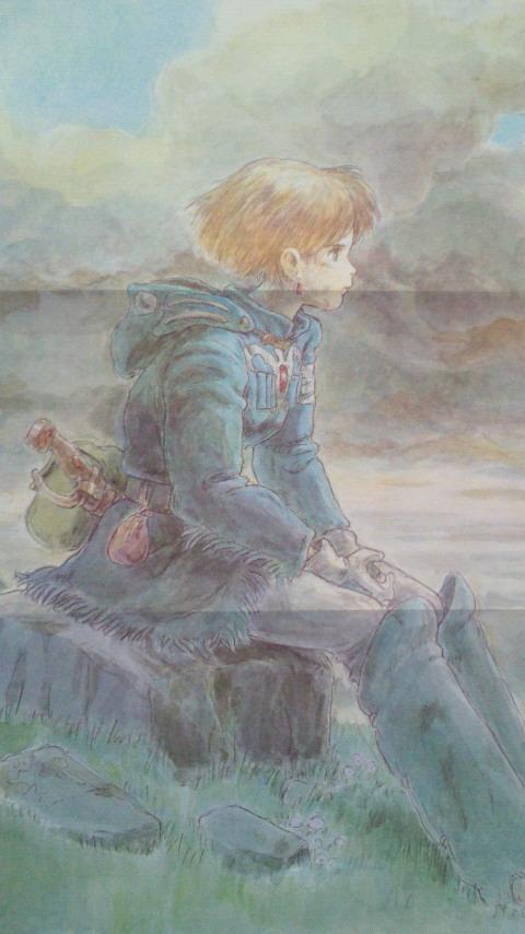 <風の谷のナウシカ に思う>No.25