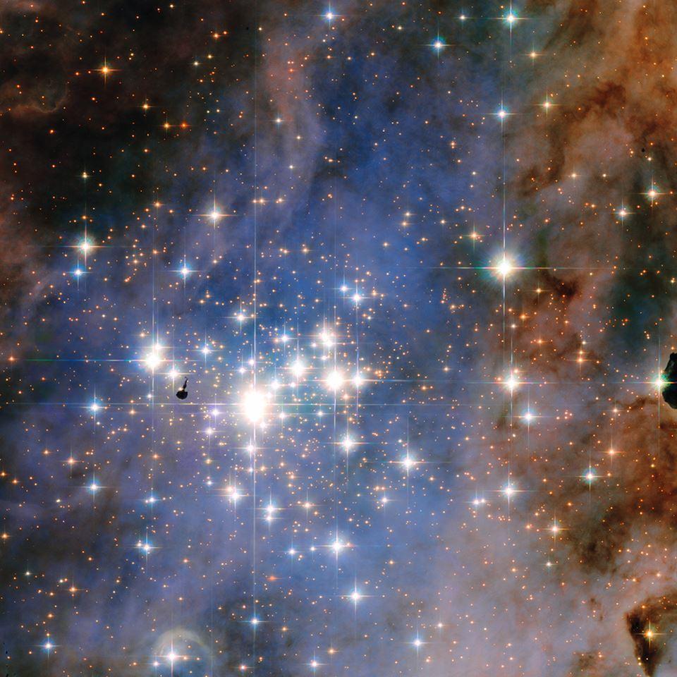 <青い大きな星>No.277