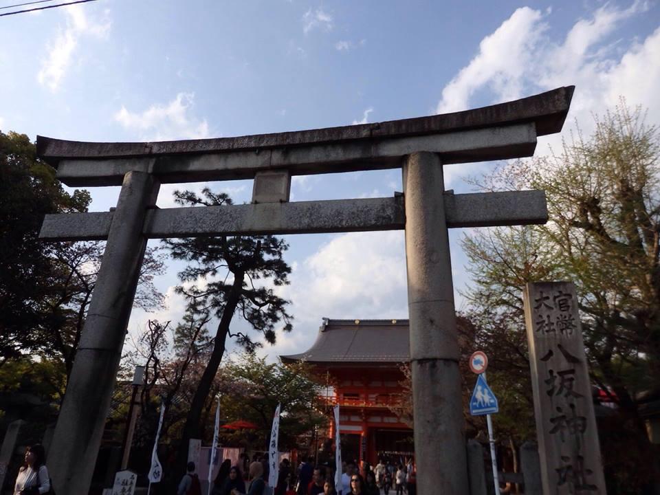 20170416八坂神社