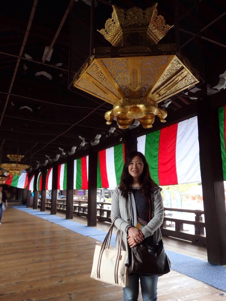 <奈良京都旅の記録(1) 西本願寺と知恩院>No.357