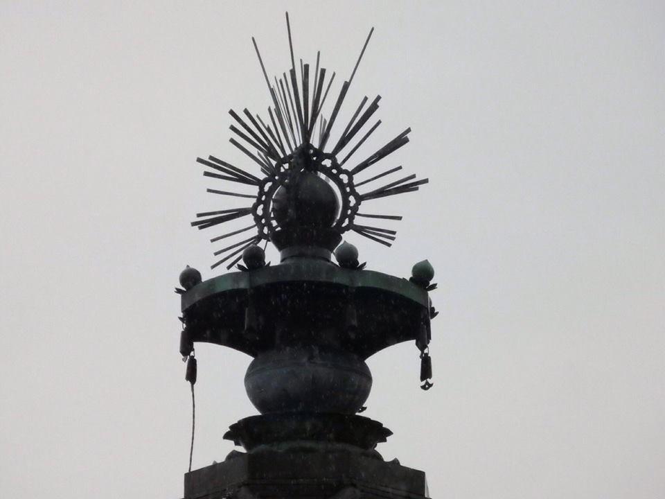 <京都奈良旅の記録(5) 法隆寺と中宮寺>No.361