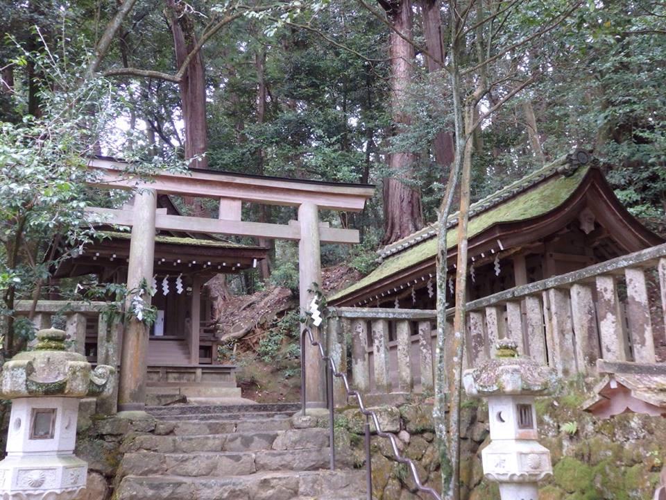 <京都奈良旅の記録(4) 石上神宮>No.360