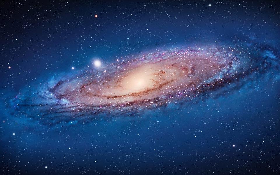 <アンドロメダ銀河と合体>No.365